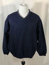 Pro Tour Cool Play Men's XL Navy Blue Long Sleeve V-Neck Pullover