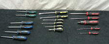 Lot Of  17 Various Size Torx Task Force Screwdrivers (OAW14)