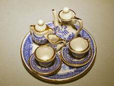 Tea Sets - Miniature Cluckc Elephants And Other