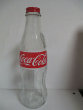 Coca-Cola 12 Inch Glass Bottle Bank