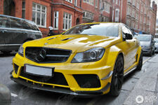 MERCEDES C-CLASS W204 C63 AMG COUPE BLACK SERIES KIT CARROSSERIE 2011-2014