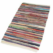 English Regional 100% Cotton Rugs