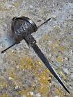 17th Century European Left Handed / Sail Dagger