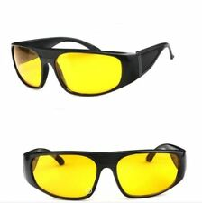 Night Vision View Sunglasses Driving Riding Sport Glasses -Square