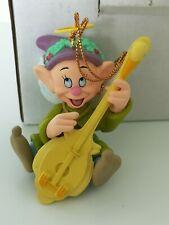"Christmas Magic Disney tree ornament, Grolier 4"" Dopey"