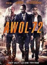 AWOL-72 Luke Goss RZA Bokeem Woodbine Heather Roop  (DVD, 2016) WS