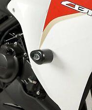 R&G Aero Crash Protectors, Honda CBR250R '11-,WK SP 250 faired  (SP 50 & SP125 d