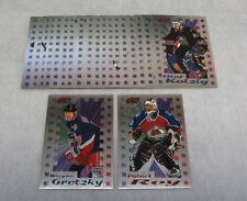 1998-99 Pacific Dynagon Ice Inserts Hockey Set (20) Gretzky Roy