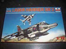 ESCI  LASER HARRIER GR 3   PLASTIC MODEL 1/72