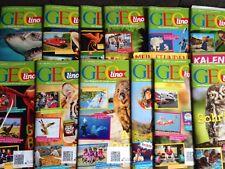 Geolino 2017 kompletter Jahrgang 12 Hefte