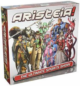 Aristeia - Aristeia! Core Board Game