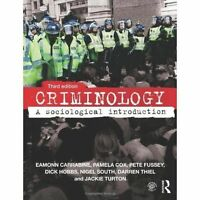 Criminology: A Sociological Introduction (Paperback), Carrabine, Eamonn, Cox, P.