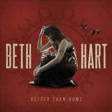 Better Than Home [Digipak] by Beth Hart (CD, Apr-2015, Provogue Music Productions)