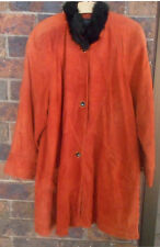 AUSTRALIAN LEATHER COAT NEW RRP $1,590 SIZE 10 NO 38