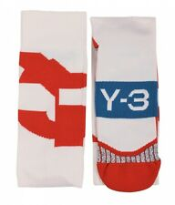Y-3 (adidas x Yohji Yamamoto) 'Logo Tech' Men's Athletic Socks Multi S 5/6 *NWT*
