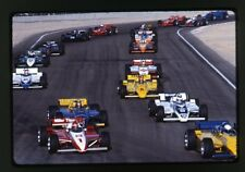 1984 Caesars Palace Grand Prix Race Start - CART - Vintage 35mm Slide