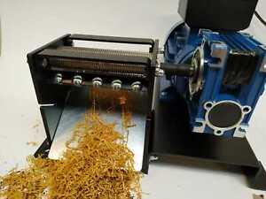 Tabakschneider PT120G 0,8mm elektrischer Tabakschneider Schneidemaschine