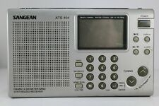 SANGEAN ATS-404 FM/MW/14 SW Meter Band Synthesized Radio Receiver Short Wave