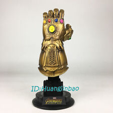 Avengers 3 Infinity War Thanos Gauntlet Resin Model 1/4 Scale Display Statue New