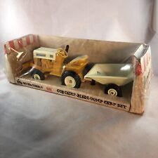 IH Ertl 1/16 Toy Cub Cadet Cart Set 433 Sealed International Harvester