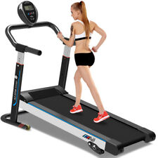 New Folding Self-Powered Treadmill/Walking Machine Gym Equipment Fitness