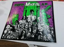 MISFITS STICKER NEW 2003 VINTAGE OOP RARE COLLECTIBLE