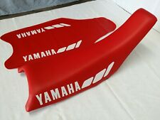 YAMAHA YZ125 YZ250 SEAT COVER 1990 MODEL SEAT COVER  (Y120)