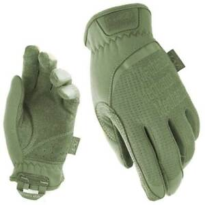 Mechanix Wear Men's FastFit Gloves Tactical Military Army Hiking Everyday Green