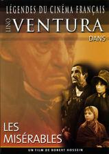 "DVD ""Les-Misérables""  Lino-Ventura"
