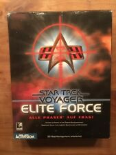 Star Trek Voyager: Elite Force (PC, 2001)