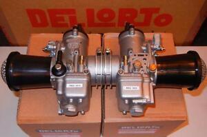 Dellorto PHM AS1/AD1 40mm PAIR carburetors Ducati 750SS 900SS PHM40   #4809/4810