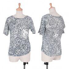 mina perhonen galileo Star print T shirt Size 36(K-49104)