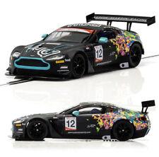 Scalextric Slot Car C3945 Aston Martin Gt3 2017