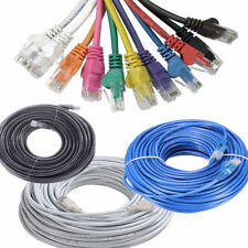Wholesale RJ45 Ethernet Cat5e Network Cable LAN 0.5m 3m 5m to 50m mix colour