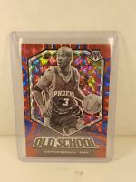 2019/20 Mosaic Stephon Marbury Old School Blue Reactive Prizm #37/99  Suns