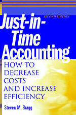 NEW Just-in-Time Accounting: How to Decrease Costs and Increase Efficiency