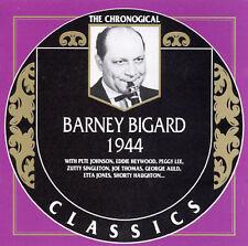 1944 by Barney Bigard-CLASSICS CD NEW