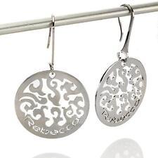 New Rebecca Filigree Fleur-de-Lis Earrings