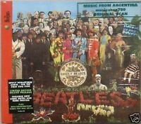THE BEATLES SGT PEPPER'S SEALED CD  NEW 2009 REMASTERED