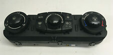 BMW Z4 E85 AUTO AIR CONDITIONING A/C CONTROL SWITCH PANEL 6931597-1