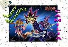 Personalised - YU GI OH YUGIOH - Birthday Greeting Card Any Occasion