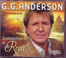G. G. Anderson - Sommernacht in Rom -   Reader's Digest 3 CD  Box
