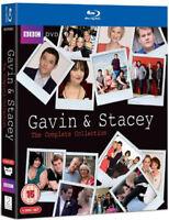 Gavin E Stacey Serie 1 A 3 Collezione Completa Più Natale Speciale Blu-Ray Nuovo