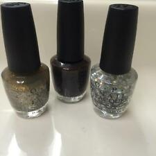 OPI Nail Polish Love Is Hot,I Snow You Love Me, Wonderous  FS Lot Set of 3  NEW
