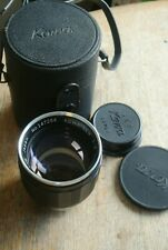 KOWA SER 135mm 1:4 For SET-R Leaf shutter  Camera