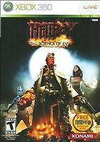 Hellboy: The Science of Evil - Xbox 360 Game Only 10h Hell Boy