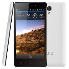 "New Unlocked LKD F2 5"" Quad-core Android 4.2 Jelly Bean 3G GPS Smartphone White"