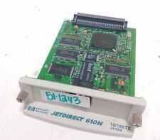HP JETDIRECT 610N PRINT CARD 10/100TX / J4169A