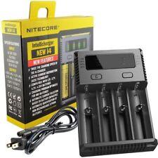 Nitecore i4 Intellicharger Smart IMR Vape Mode Battery Charger 18650 16340 26650