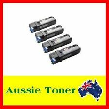 4x DELL 2130 2130CN 2135 2135CN Toner Cartridges